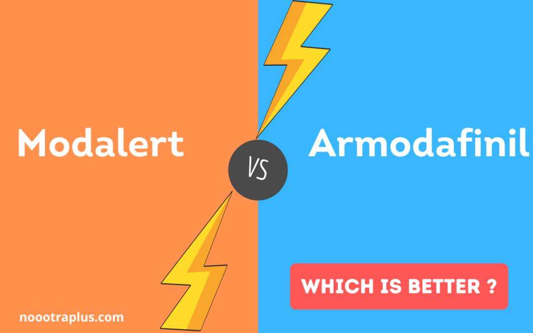 Modalert vs Armodafinil- Detailed Review