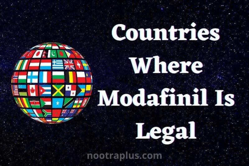 Modafinil Is Legal