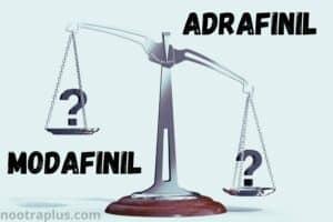 Modafinil vs Adrafinil